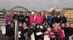 Year 4′s visit to Newcastle/Gateshead Quayside