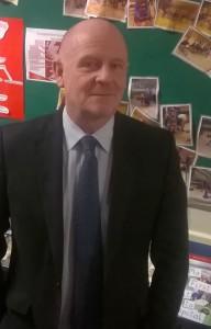 Callum Kidd Headteacher