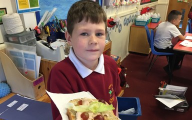 Designing and Making our own Sandwiches