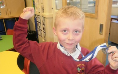 Well done to our Sportsability superstar! Bring on the finals!