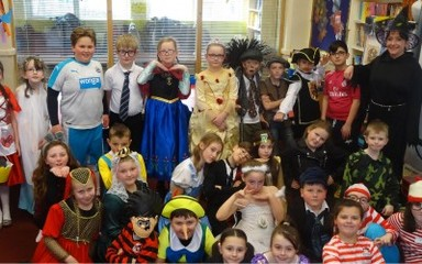 Year 5 – World Book Day 2016