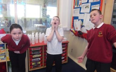 Carr Hill's Street Children – Freeze Frames!