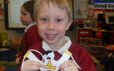 Making Toys in Year One