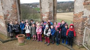 Outdoor Learning at Gibside