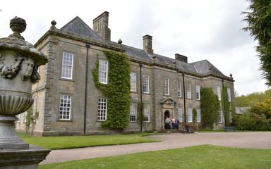 Wallington Hall