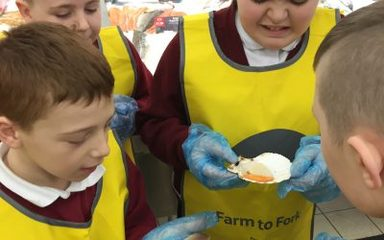 Tesco's Farm to Fork Trail