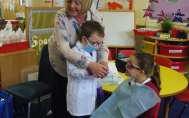 Dental Nurse Visit