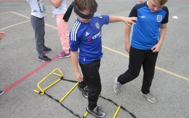 Paralympic Challenges!