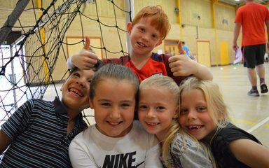 Year 2 Multi Skills at The Elgin Centre