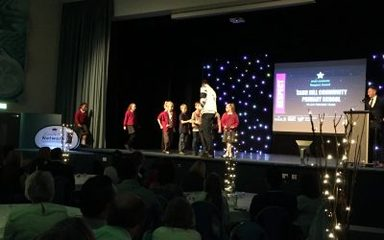 Success at the Gateshead School Sports Awards!