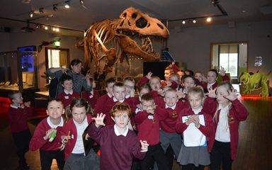 Year 3 visit to The Great North Museum (Hancock)
