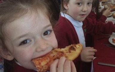 Year One's  Italian Feast