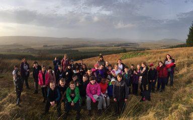 Year 5 Visit To Whithaugh 2017