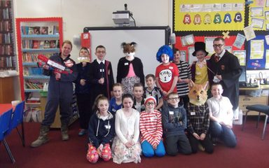 World Book Day: Teachers Become Twits!