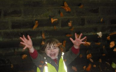 Reception's Autumn Walk
