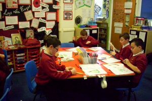Last Day of Term for Pupils