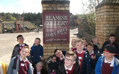 Year Two Visit to Beamish