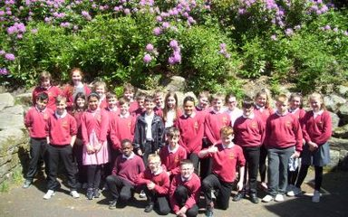YEAR 6 VISIT CRAGSIDE, HOME OF LORD ARMSTRONG.
