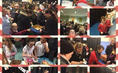 Carr Hill's Enterprising Christmas!