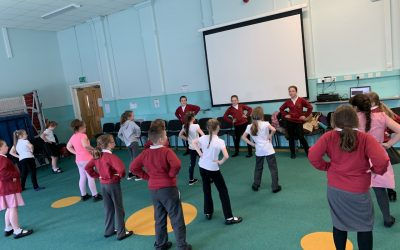 Dancing Pupils Take The Lead!