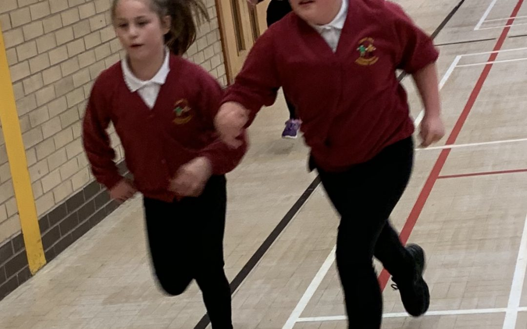 Daily Mile Celebrations